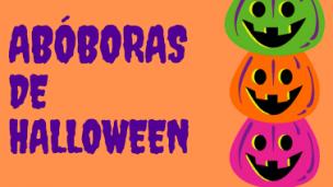 "Oficina de barro ""Abóboras de Halloween"""
