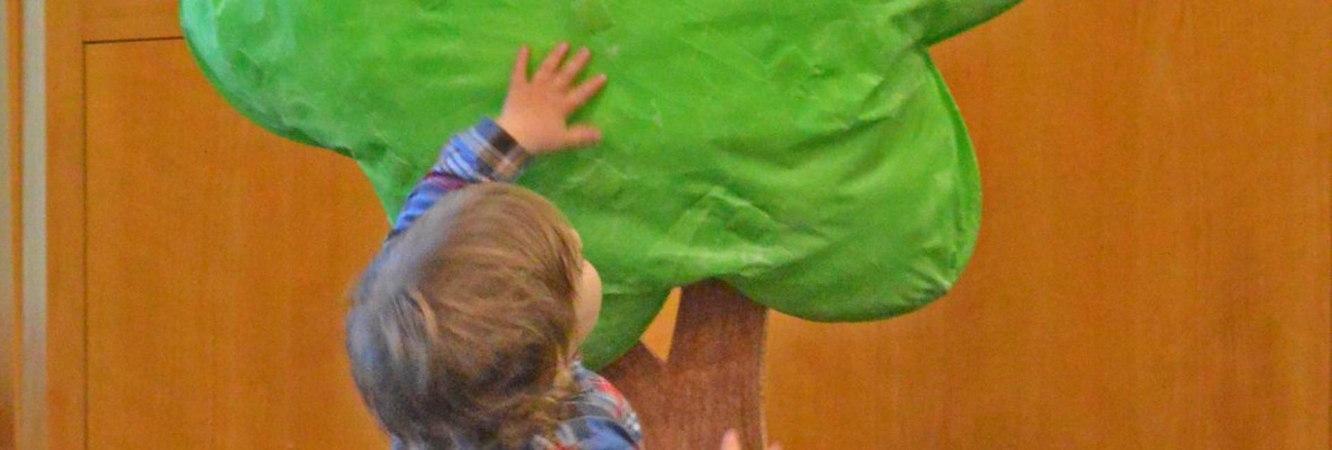 Bebéteca - atividades de promoção de leitura na primeira infância