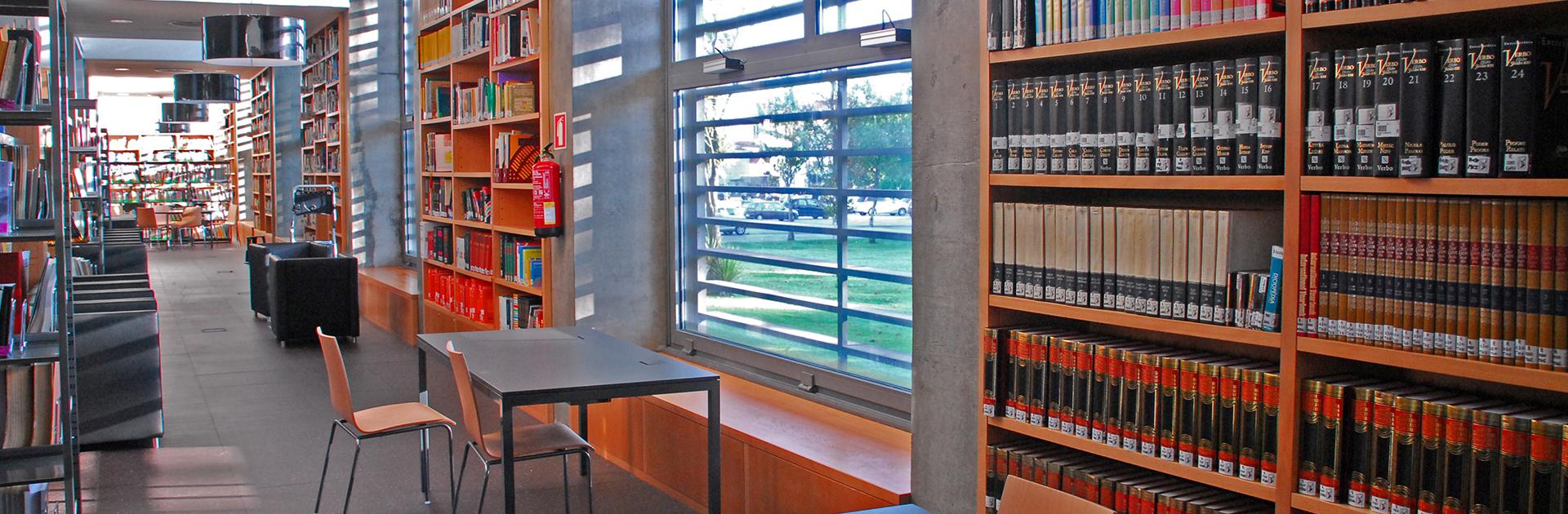 Sala de Leitura Edgar Carneiro